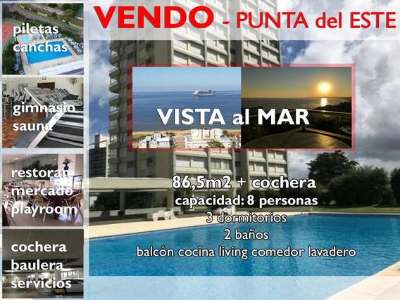 Departamento En Punta Del Este