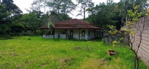 Chácara Lado Serra Com 03 Dormitórios Em Itanhaém-sp | 7857
