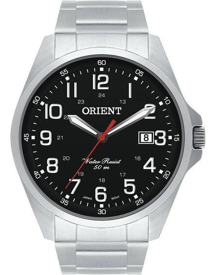 Relógio Orient Masculino Classico - Mbss1171 P2sx