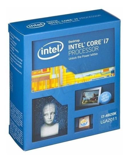 Processador Intel I7 4820k Socket Lga 2011