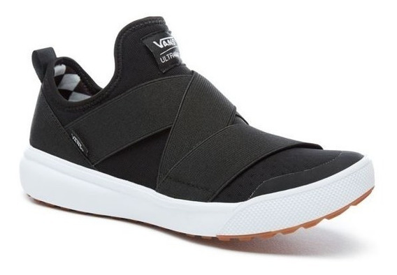 Zapatillas Vans Mod Ultrarange Gore Negro Blanco! Mujer