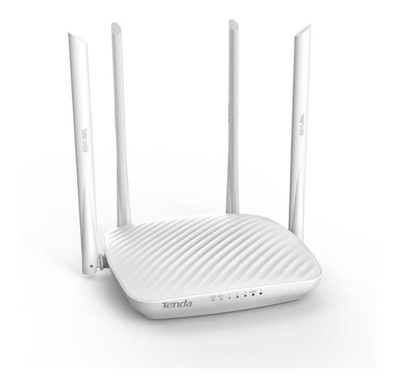 Router Wireless Tenda F9 N600 4 Ant 6dbi Repite Acces Wisp