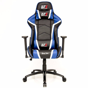 Cadeira Gamer Dt3 Sports Modena Black Blue