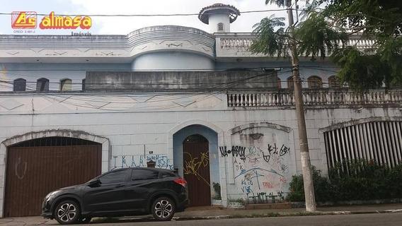 Sobrado Com 4 Dormitórios À Venda, 400 M² Por R$ 2.000.000 - Jardim Vila Galvão - Guarulhos/sp - So0153