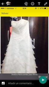 Remato Hermoso Vestido Talla M Da Para L