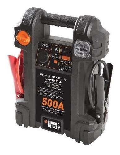 Partidor 500 Amp Js500s. Black Decker (envío Gratis)