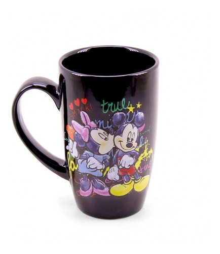 Imagem 1 de 4 de  Caneca Cobre Mickey E Minnie Original 12x S/ Juros