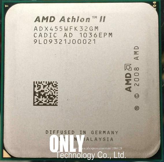 Processador Amd Am3 Athlon Ii X3 445 3.1 Ghz 3 Núcleos, Novo!