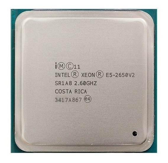 Intel Xeon 8 Core Processor E5-2650v2 2.60ghz Pronta Entrega