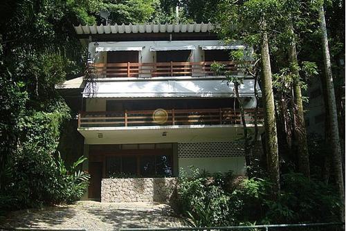Casa Em Condomínio-à Venda-são Conrado-rio De Janeiro - 71258