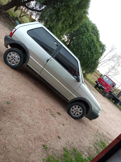 Fiat Uno 1.3 Fire Way 2010