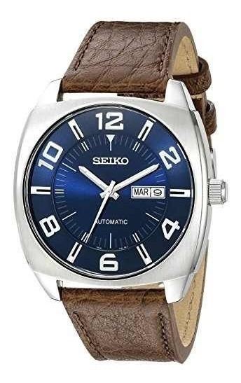 Reloj Automatico Acero Azul Snkn37 Entrega Inmediata Nuevo