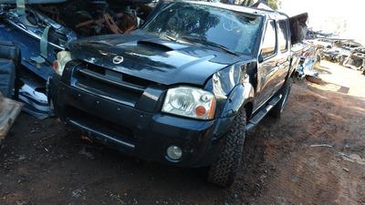 Sucata Peças Acessórios Nissan Frontier 2003 Diesel 132cv
