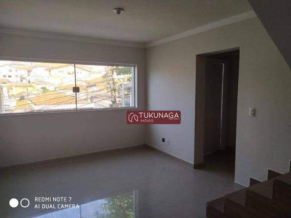 Sobrado Com 2 Dormitórios, 2 Suítes, 122 M² Por R$ 553.000 - Tucuruvi - São Paulo/sp - So0708