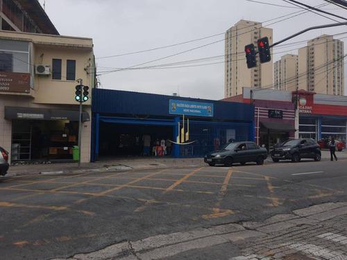 Terreno Para Alugar, 1100 M² Por R$ 20.000,00/mês - Macedo - Guarulhos/sp - Te0884