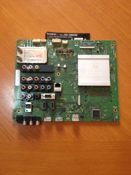 Placa Principal 1-881-636-22 Tv Sony Kdl-32bx305