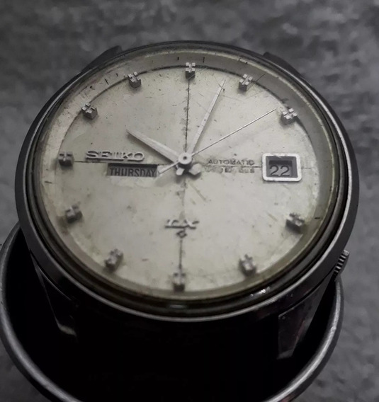 Relógio Seiko Automático Calendário Especial
