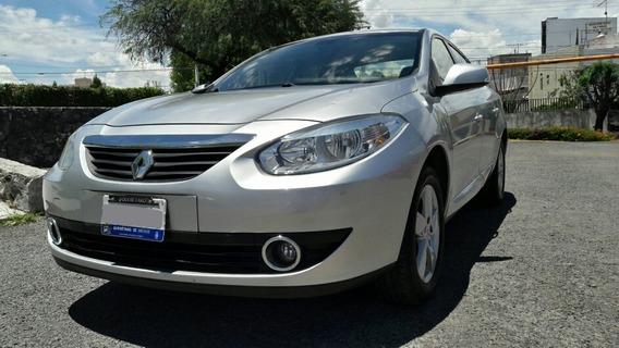 Renault Fluence 2.0 Dynamique Cvt Mt 2012