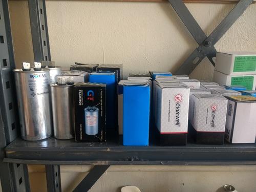 Capacitores 20 A 70 Mdf 370-450vol (5capacitores )