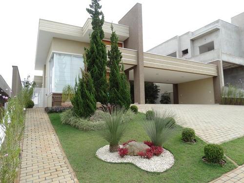 Imagem 1 de 20 de Casa Com 3 Dormitórios À Venda, 326 M² Por R$ 1.990.000,00 - Condomínio Residencial Reserva Ecológica Atibaia - Atibaia/sp - Ca5611