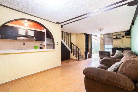 Casa En Renta Jose Ma. Olmos, Ejército De Oriente Zona Peñón