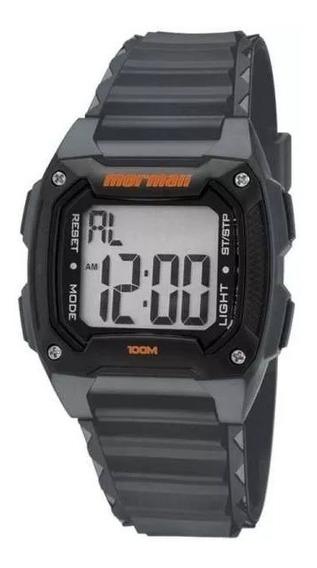 Relógio Mormaii Wave Masculino Moy1516/8l Original E Barato