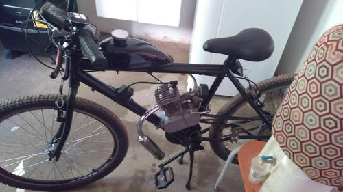 Imagem 1 de 5 de Bicicleta Motorizada