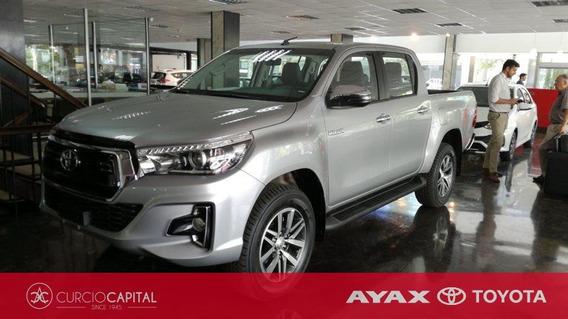 Toyota Hilux Srv Plus 2019 Gris Plata 0km