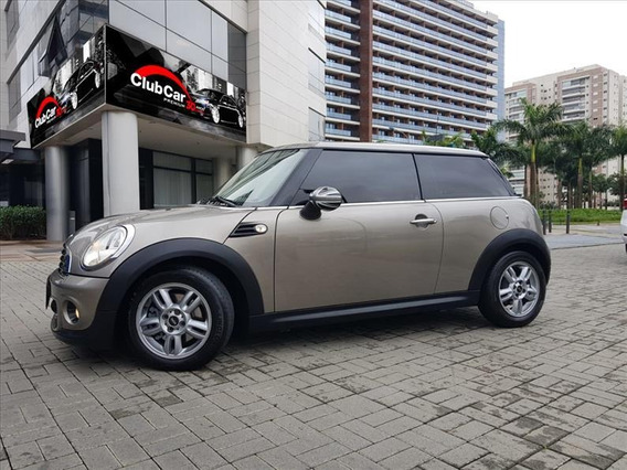 Mini Cooper 1.6 One 16v Gasolina 2p Automático