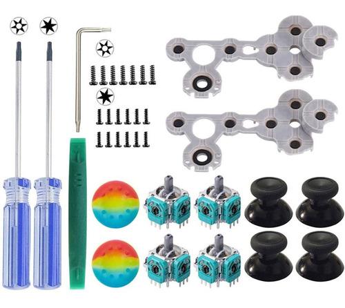 Imagen 1 de 7 de 35pcs Kit De Herramientas -3d Analógico Joysticks Reparación