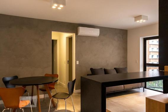 Apartamento Para Aluguel - Jardim Paulista, 2 Quartos, 64 - 893038978