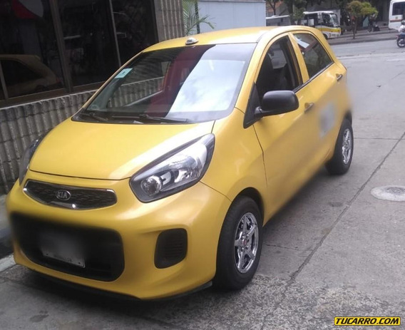 Taxis Otros Kia Ion Mt 1.2