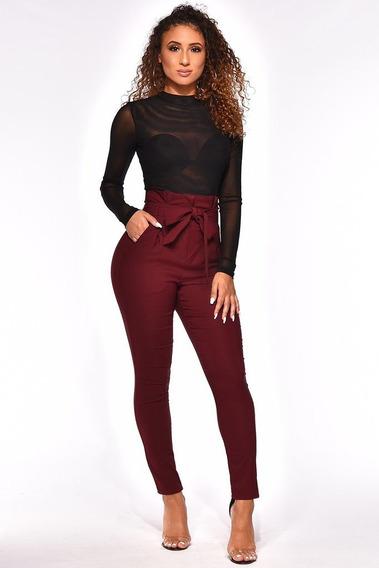 Conjuntos Elegantes Pantalón Y Blusa Para Damas