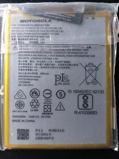 Bateria Moto E4 Plus / E5 Plus Original Motorola He50 He-50