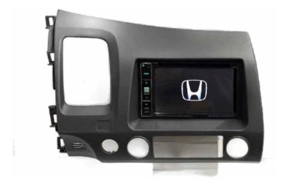 Central Multimídia Dvd Honda New Civic 2008/2009/2010/2011