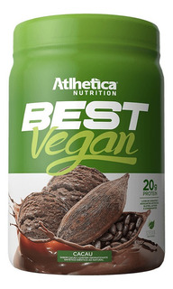 Best Vegan 500g Cacau - Atlhetica Nutrition