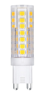 Lamparas Bipin Led G9 220v 7w = 50w Blanco Calida Fria