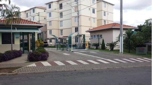 Apartamento Com 2 Dormitórios À Venda, 42 M² Por R$ 184.000,00 - Jardim São José - Campinas/sp - Ap4145