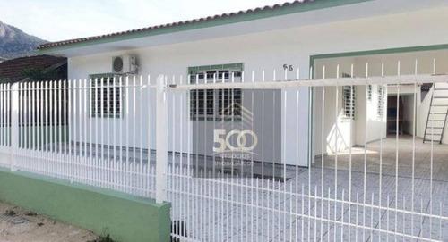 Casa Com 3 Dormitórios À Venda, 120 M² Por R$ 340.000,00 - Sertão Do Maruim - São José/sc - Ca0413