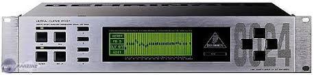 Behringer Ultracurve Dsp 8000 Analisador De Espectro