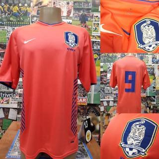 Coréia Do Sul - Nike - G - 2005/2007 - #9