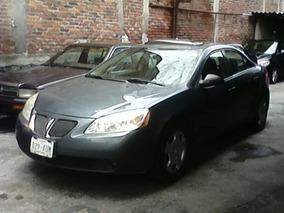 Pontiac G6 F Se Tela Ba Cd At 2005