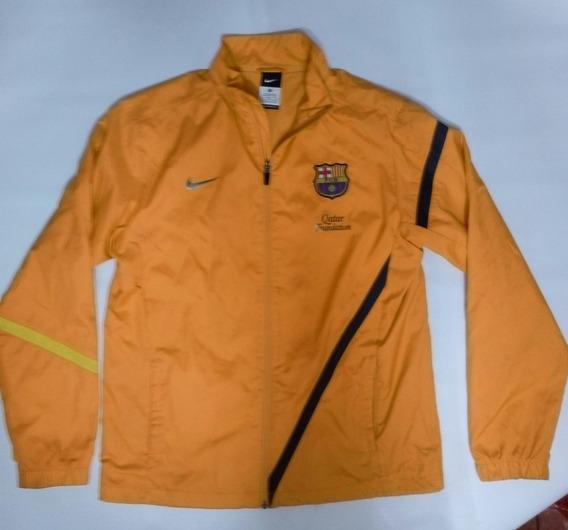 Chaqueta Nike Barca Original (t Xg) Edad 13 A 15 Años.