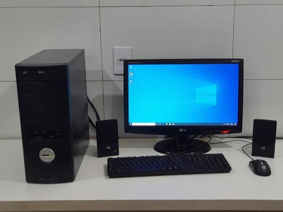 Computador Core I3 500 Gb Hd 4 Gb De Ram Wi-fi Tela 20 Poleg