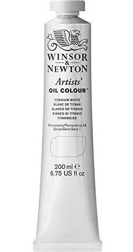 Pomo De Pintura Al Oleo Para Artistas Winsor Y Newton Artist