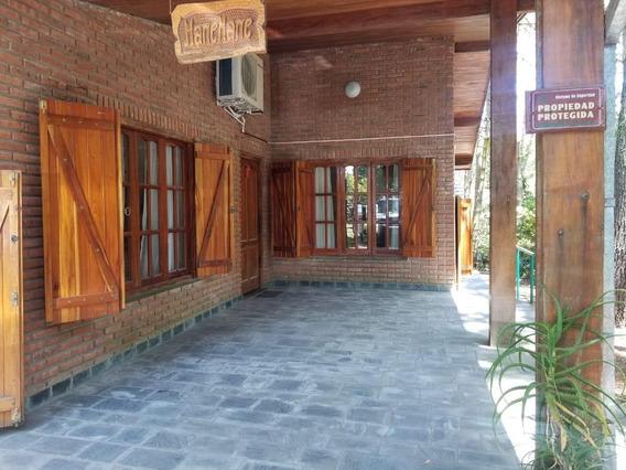 Venta Casa 3 Amb. Con Quincho, En Mar De Las Pampas. Acepta Permuta En Caba