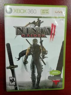 Ninja Gaiden 2 Xbox360 En Cosmo-games