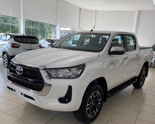 Toyota Hilux 2021 2.8 Tdi Srv Cab. Dupla 4x4 Aut. 4p