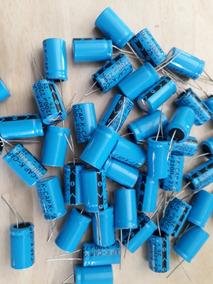 Capacitor Eletrolitico 2200uf 25v Pacote Com 100 Unidades