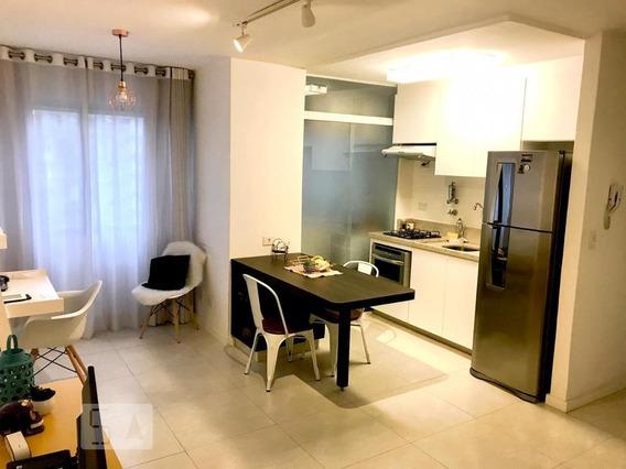 Apartamento À Venda - Consolação, 1 Quarto, 42 - S893085759